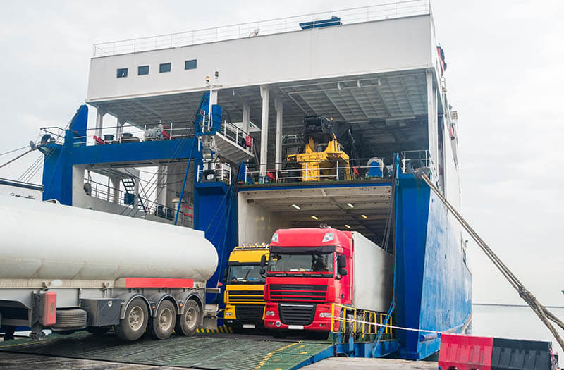 Ro-ro Shipment Basics