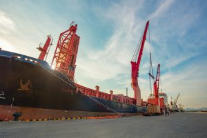 break bulk Ocean Cargo Shipper