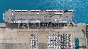 Ocean Cargo Ro Ro Shipper