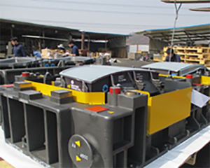 RTM Lines Heavy Weight Cargo