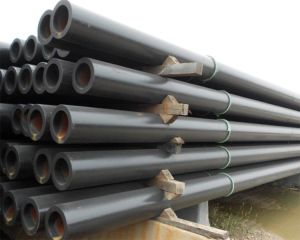RTM Lines Metal Pipes