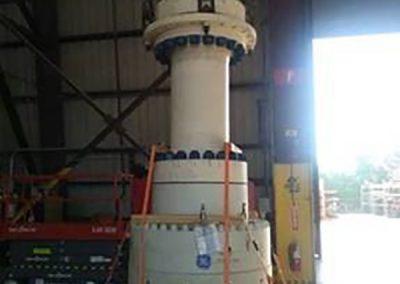 RTM Lines Skid Oilwell Equipment